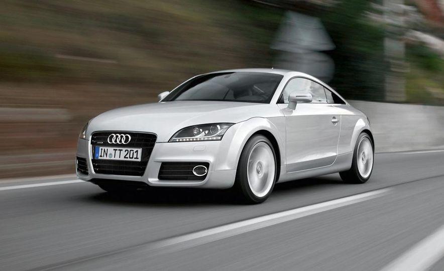 2011 Audi TT TDI (European spec) - Slide 11