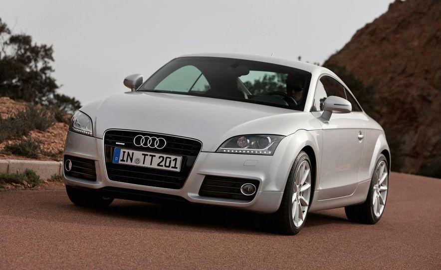 2011 Audi TT TDI (European spec) - Slide 12