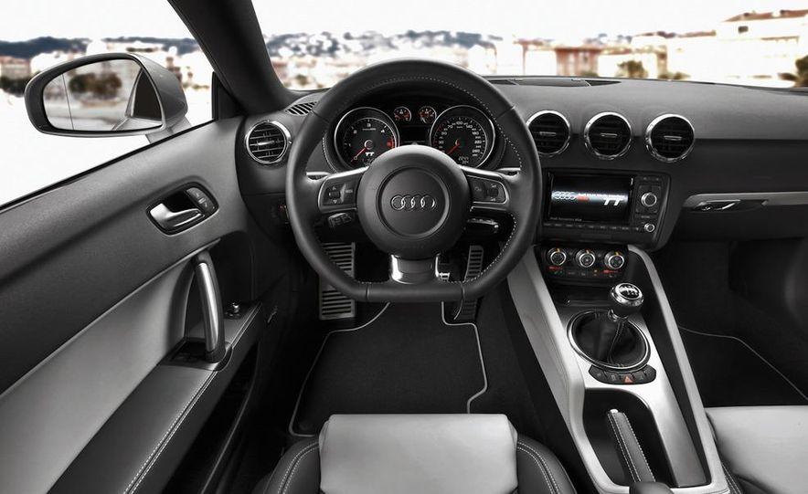 2011 Audi TT TDI (European spec) - Slide 18