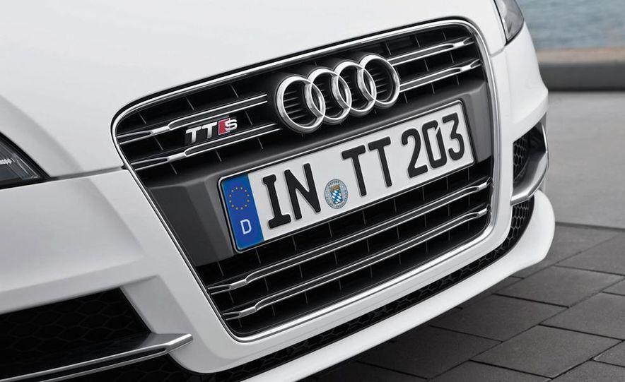 2011 Audi TT TDI (European spec) - Slide 30