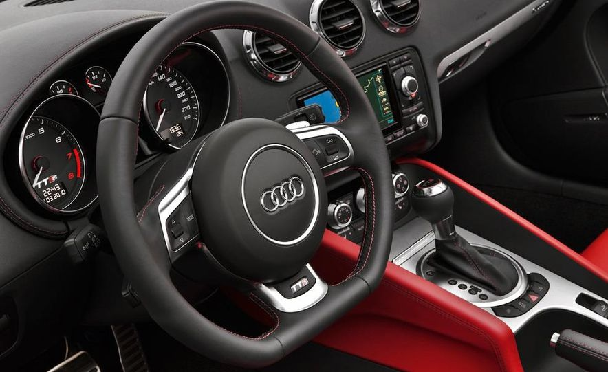 2011 Audi TT TDI (European spec) - Slide 36