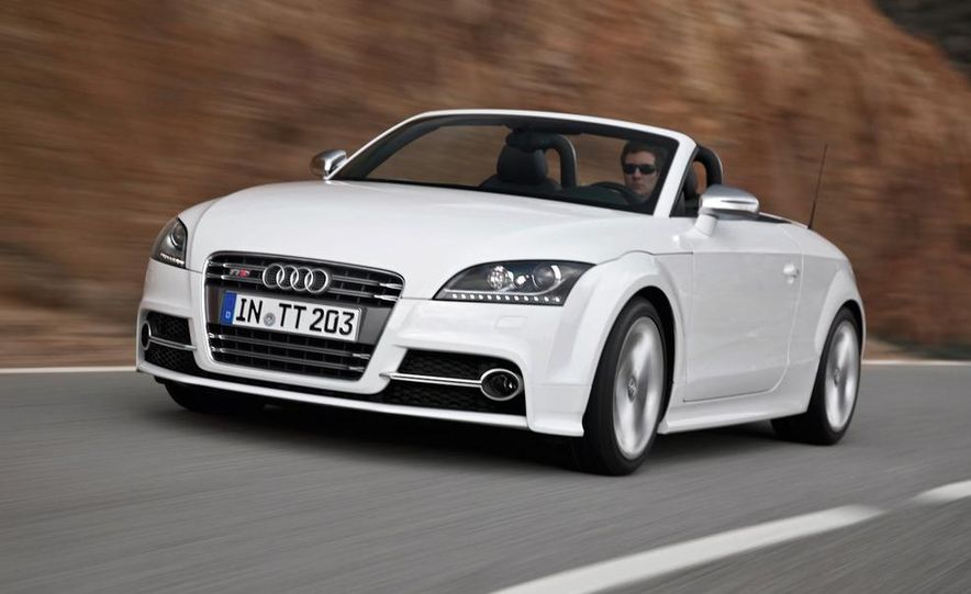 2011 Audi TT TDI (European spec) - Slide 22