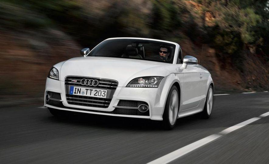 2011 Audi TT TDI (European spec) - Slide 26