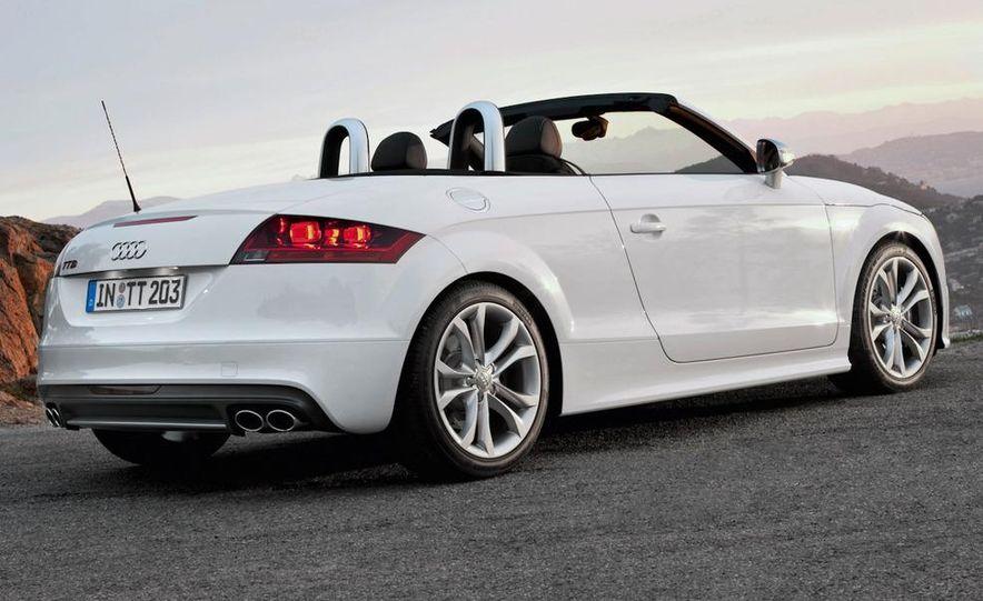 2011 Audi TT TDI (European spec) - Slide 28
