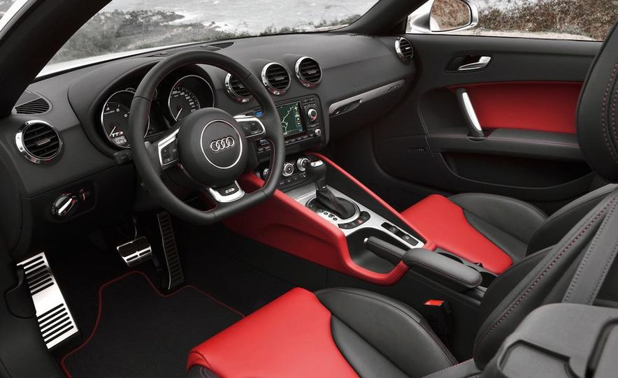 2011 Audi TT TDI (European spec) - Slide 35