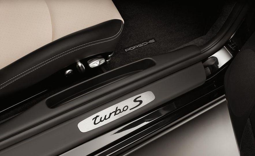 2011 Porsche 911 Turbo S - Slide 43