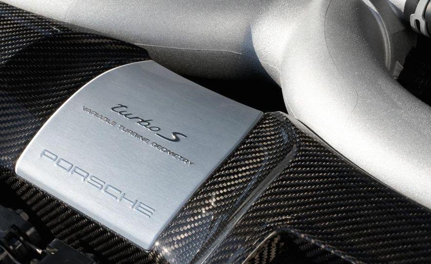 2011 Porsche 911 Turbo S - Slide 48