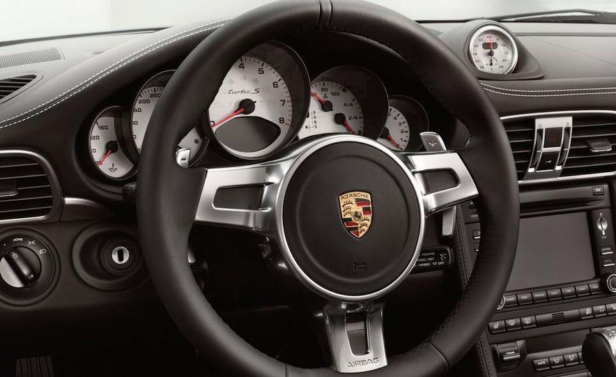 2011 Porsche 911 Turbo S - Slide 44