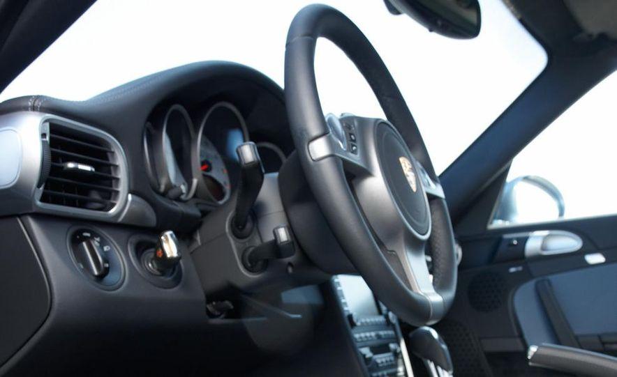2011 Porsche 911 Turbo S - Slide 45