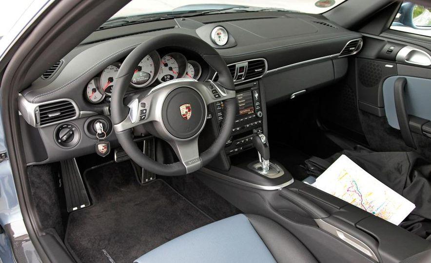 2011 Porsche 911 Turbo S - Slide 46