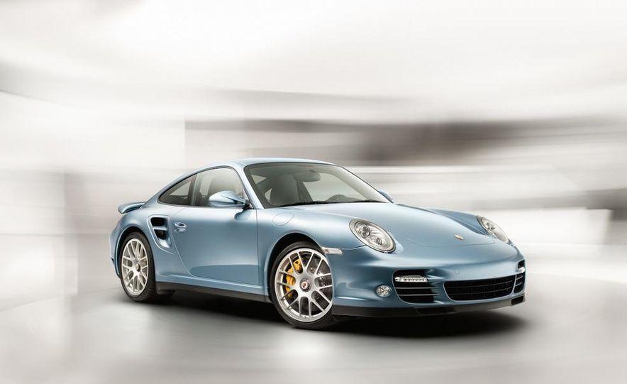2011 Porsche 911 Turbo S - Slide 23