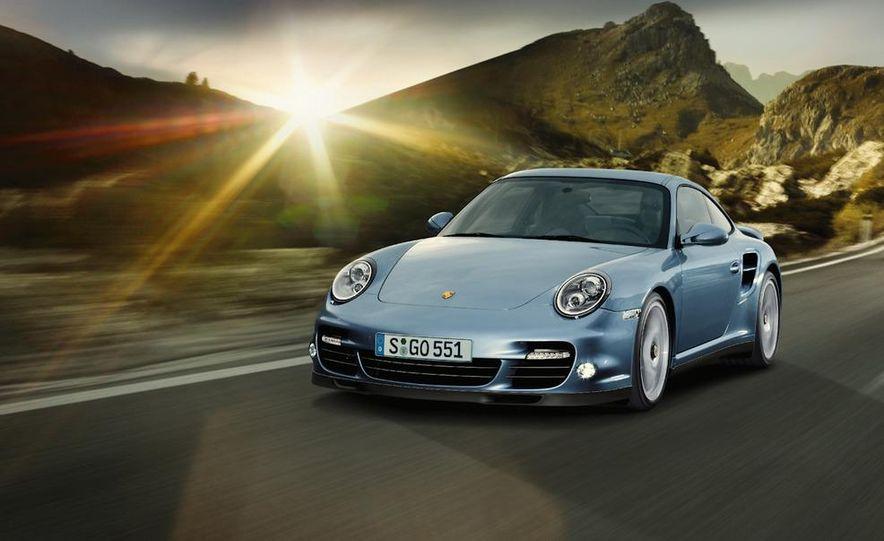 2011 Porsche 911 Turbo S - Slide 1