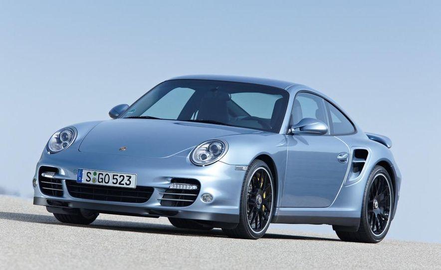 2011 Porsche 911 Turbo S - Slide 24