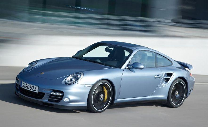 2011 Porsche 911 Turbo S - Slide 5