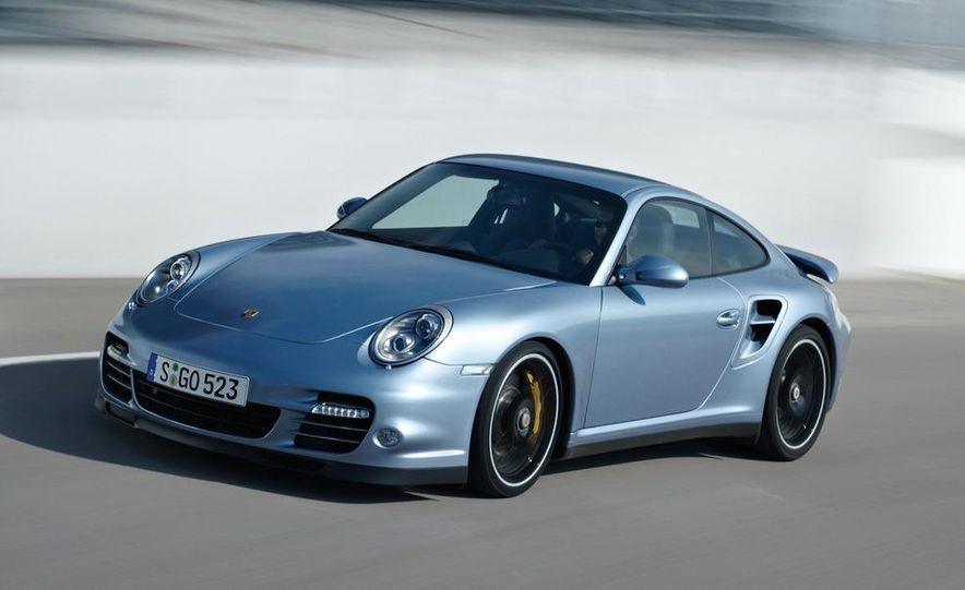 2011 Porsche 911 Turbo S - Slide 6