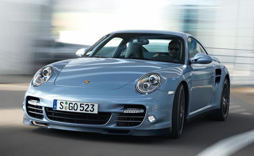 2011 Porsche 911 Turbo S - Slide 28