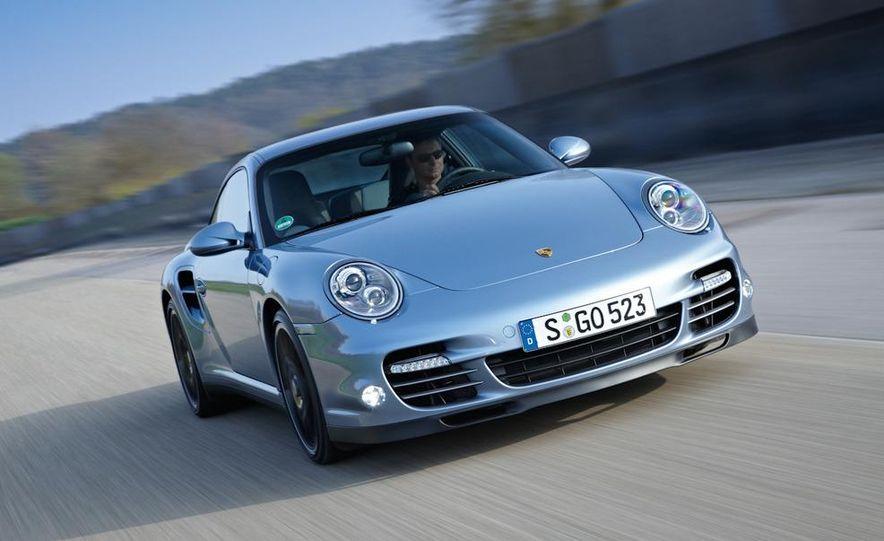 2011 Porsche 911 Turbo S - Slide 7