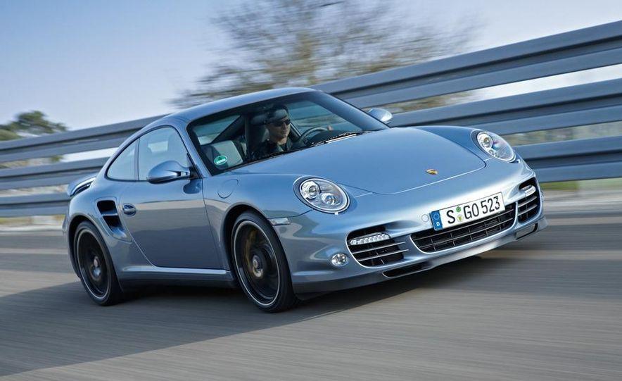 2011 Porsche 911 Turbo S - Slide 8