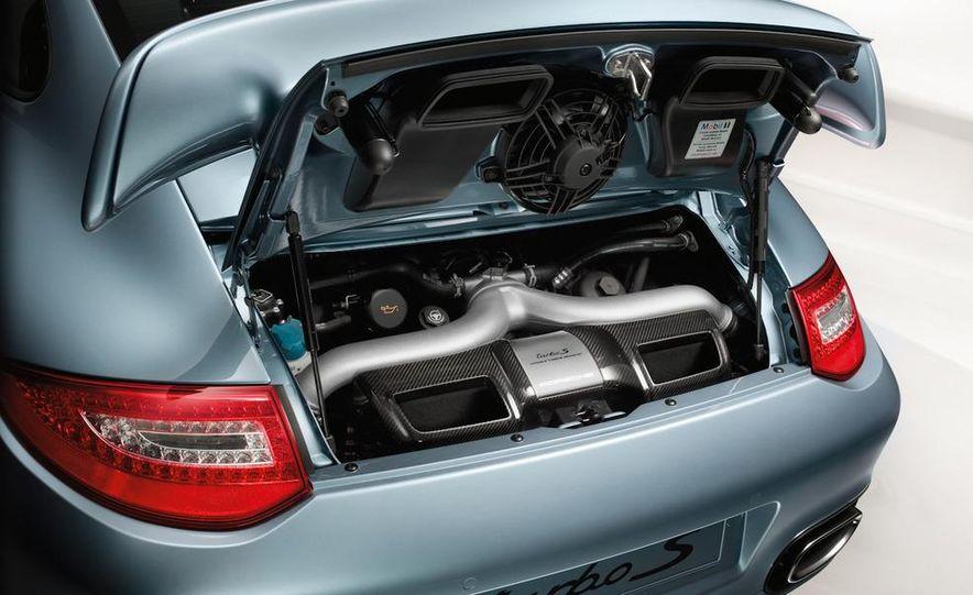 2011 Porsche 911 Turbo S - Slide 47