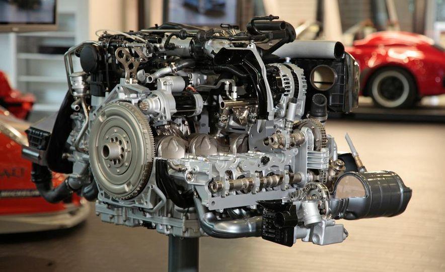 2011 Porsche 911 Turbo S - Slide 49