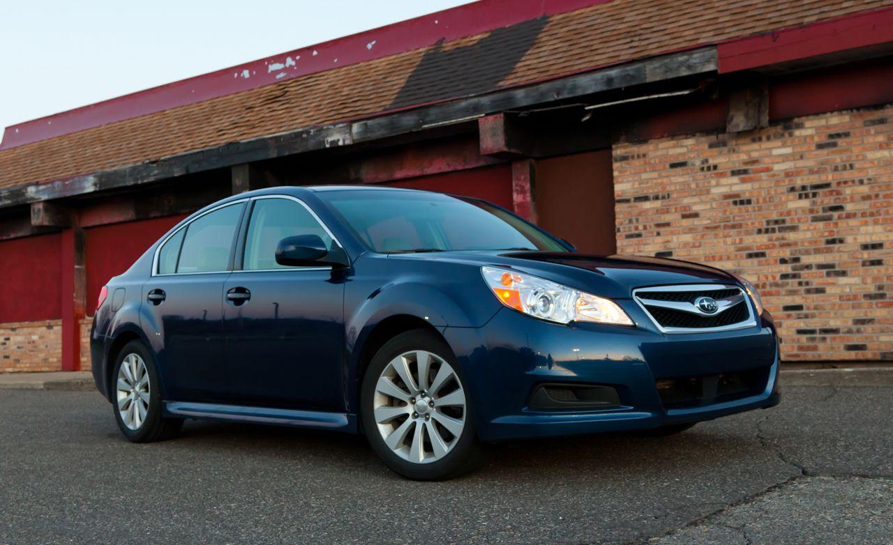 2010 Subaru Legacy 3.6R Limited