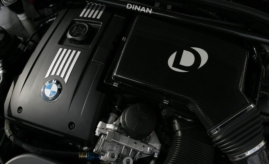 Dinan S3 BMW 335i - Slide 58