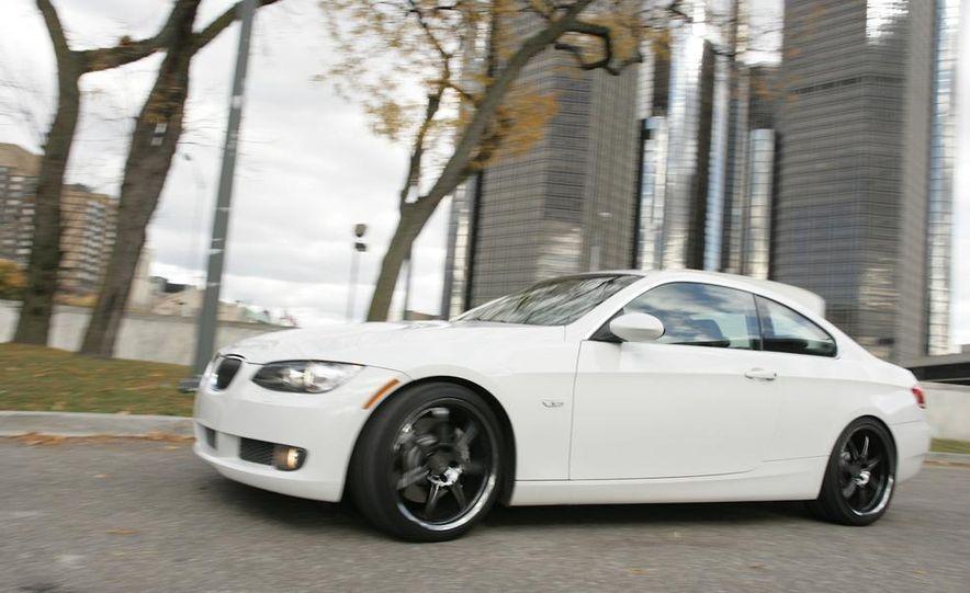 Dinan S3 BMW 335i - Slide 13