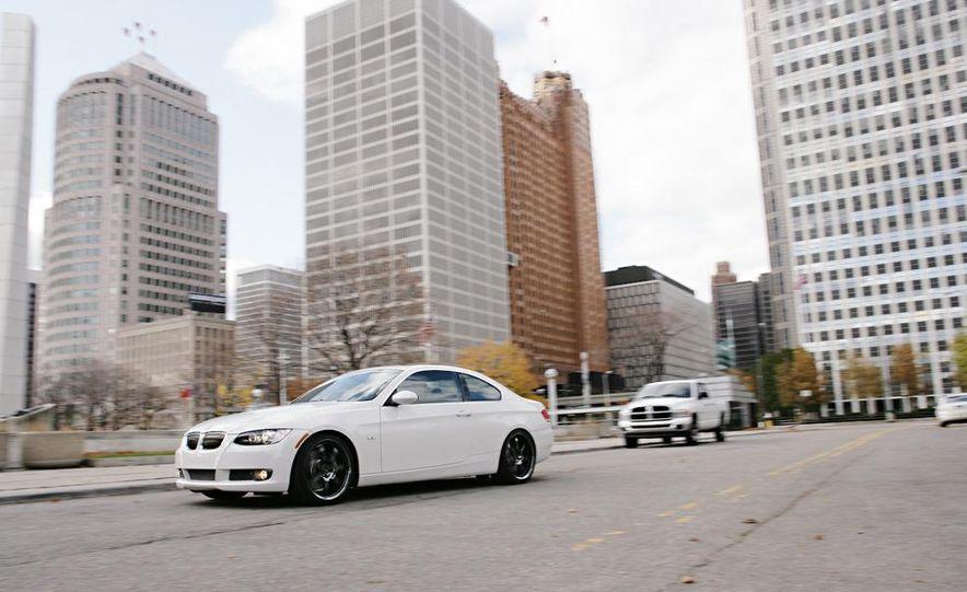 Dinan S3 BMW 335i - Slide 14
