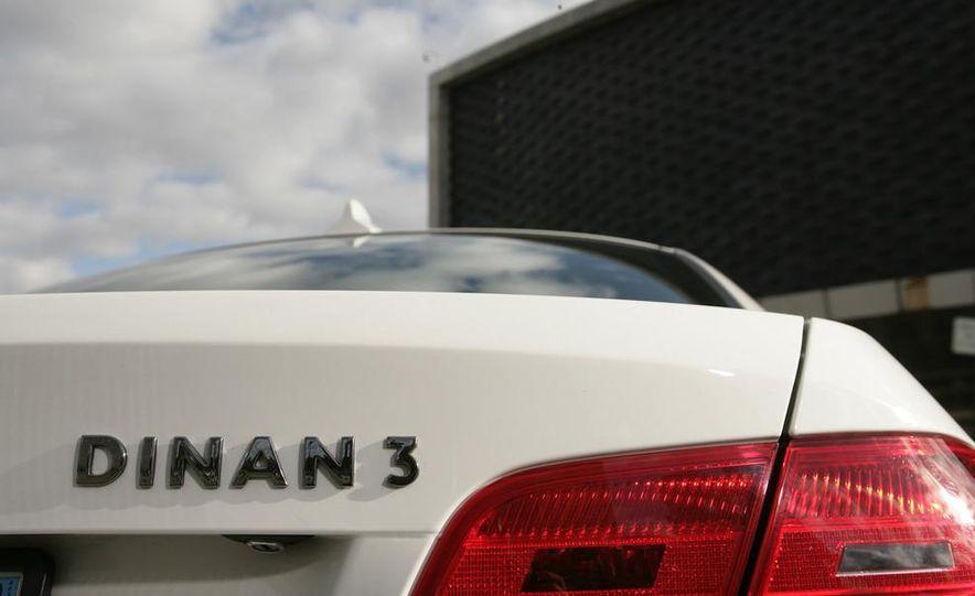 Dinan S3 BMW 335i - Slide 54