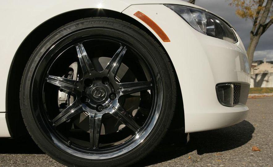 Dinan S3 BMW 335i - Slide 50