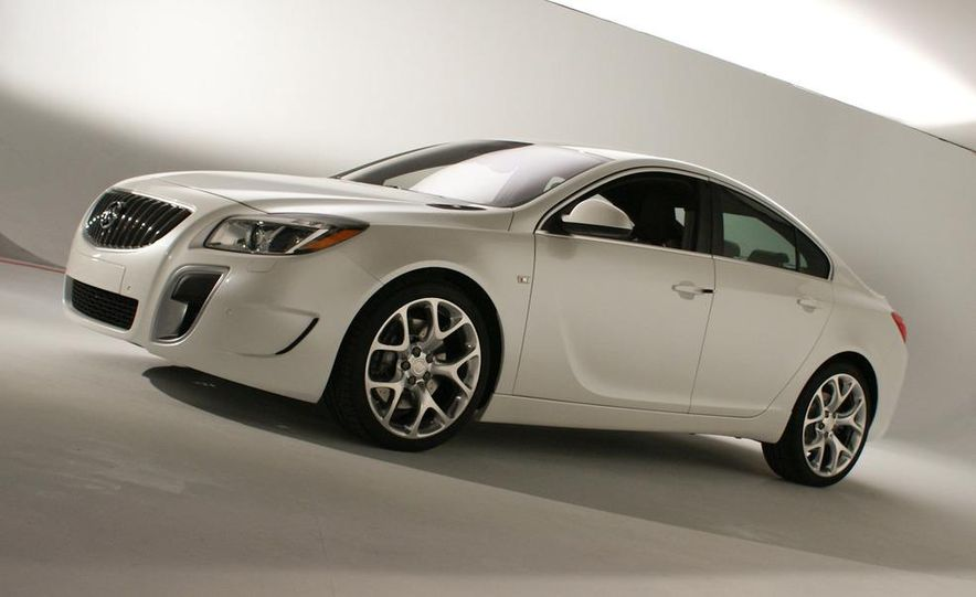 2012 Buick Regal wagon - Slide 69