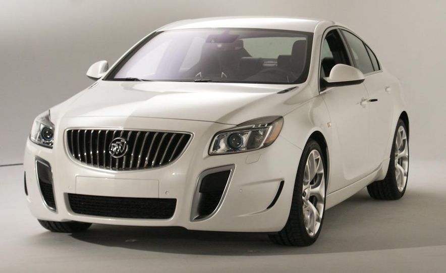 2012 Buick Regal wagon - Slide 70