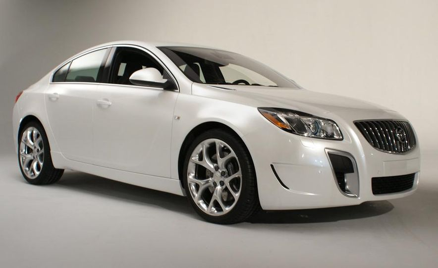 2012 Buick Regal wagon - Slide 72