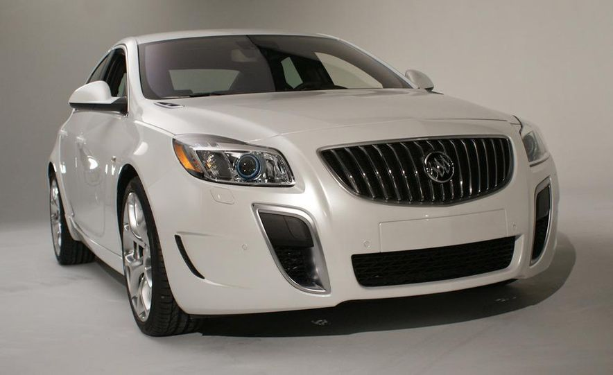 2012 Buick Regal wagon - Slide 73