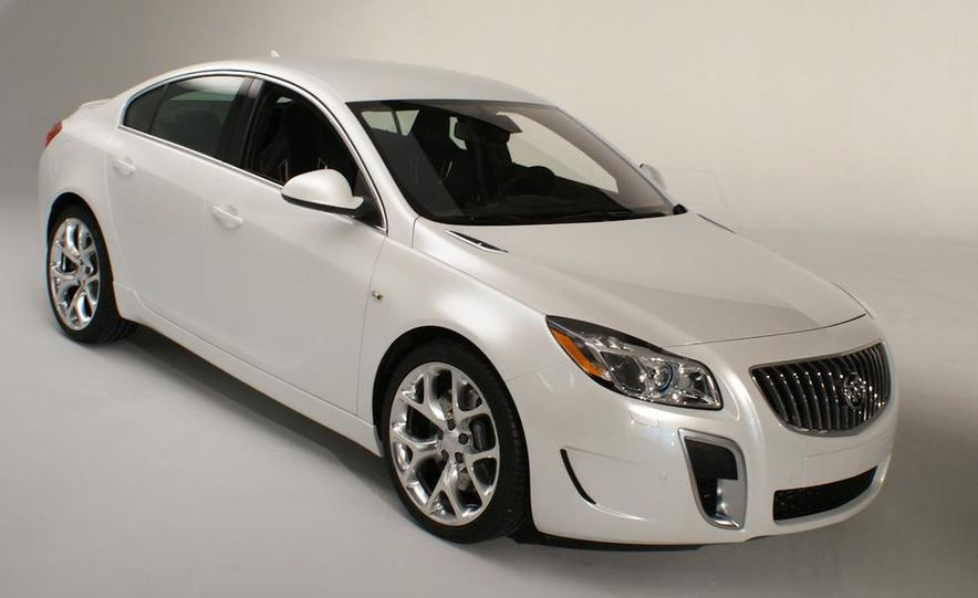 2012 Buick Regal wagon - Slide 74