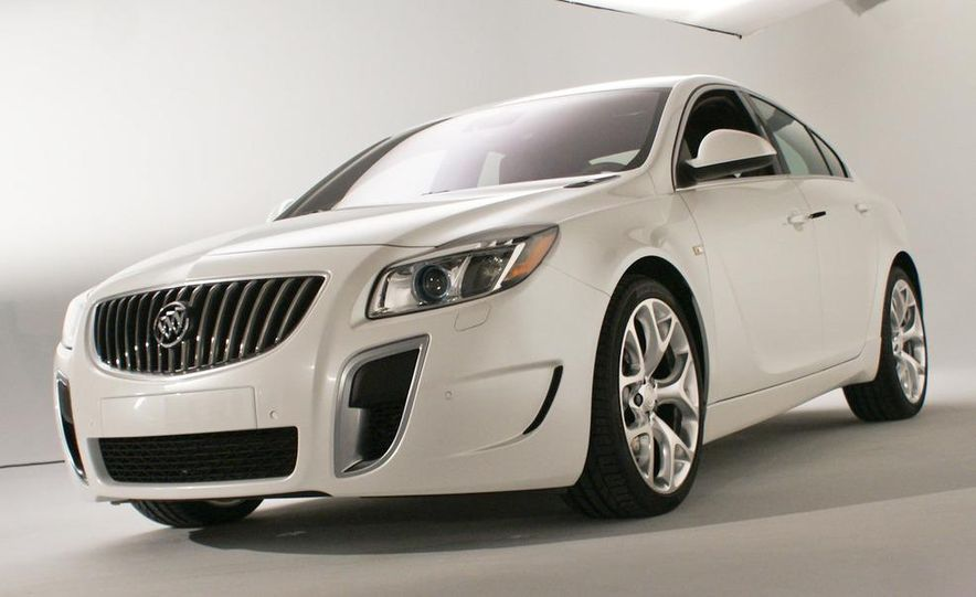 2012 Buick Regal wagon - Slide 77