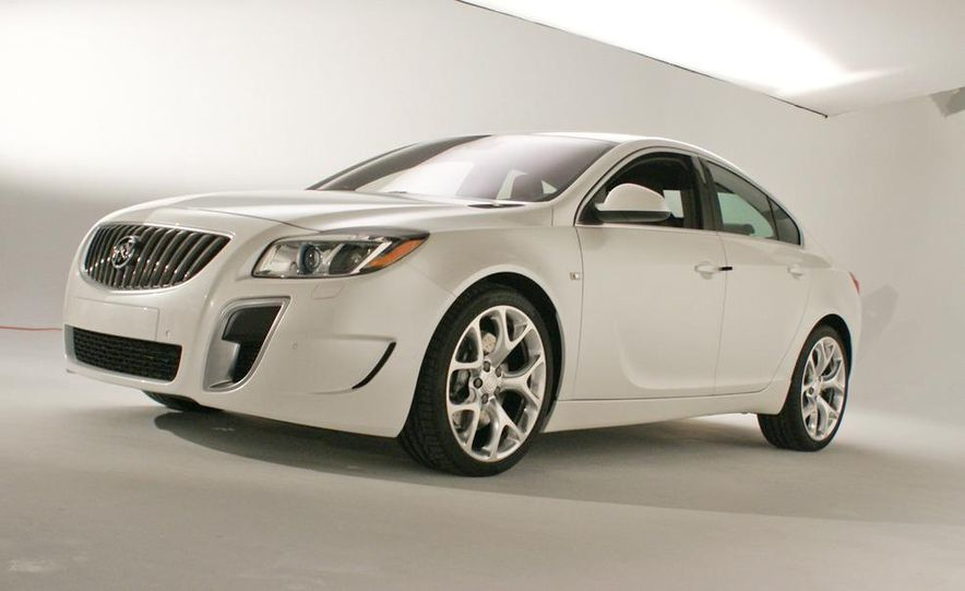 2012 Buick Regal wagon - Slide 79