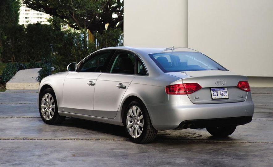 2010 Audi A4 2.0T Quattro - Slide 7