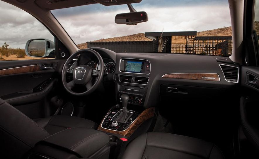 2010 Audi A4 2.0T Quattro - Slide 52