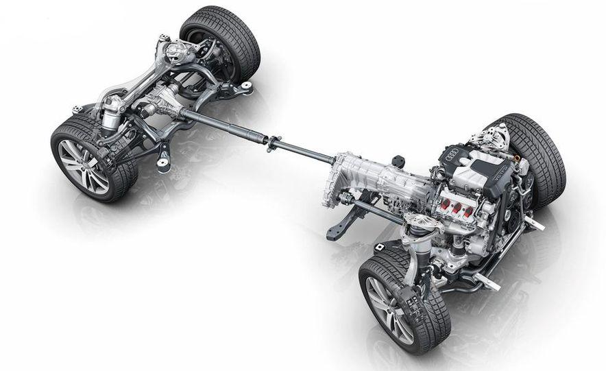 2010 Audi A4 2.0T Quattro - Slide 62