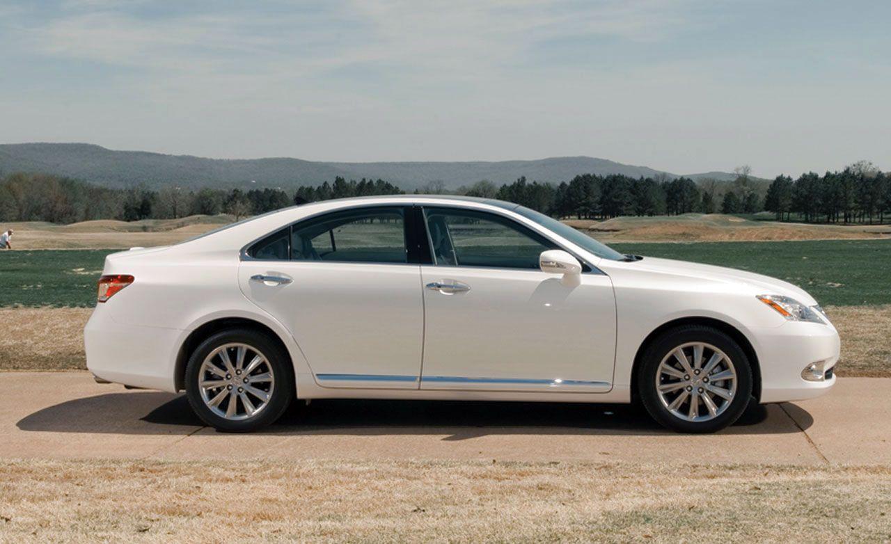 2010 lexus es 350 review