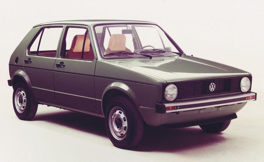 2013 Volkswagen Golf MKVII (artist's rendering) - Slide 75