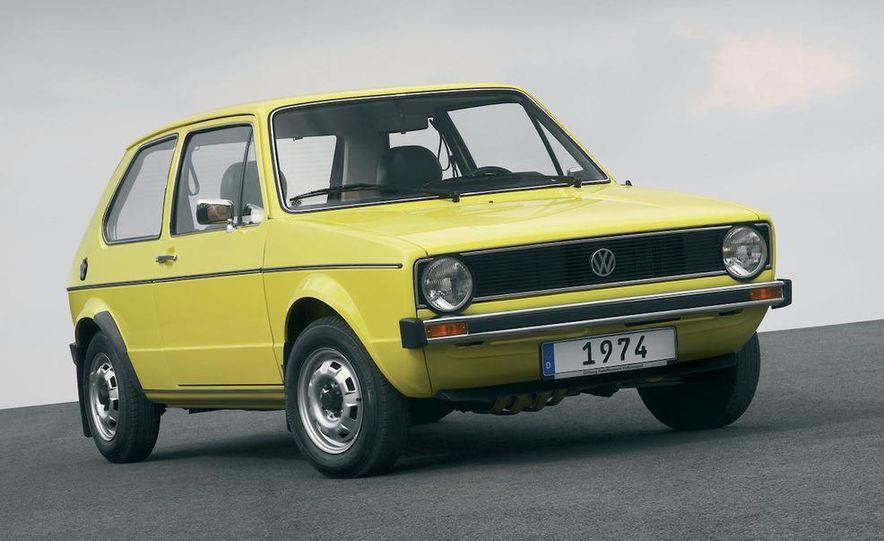 2013 Volkswagen Golf MKVII (artist's rendering) - Slide 76
