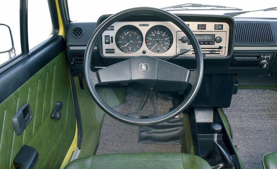 2013 Volkswagen Golf MKVII (artist's rendering) - Slide 77