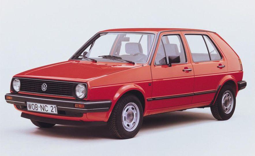 2013 Volkswagen Golf MKVII (artist's rendering) - Slide 61
