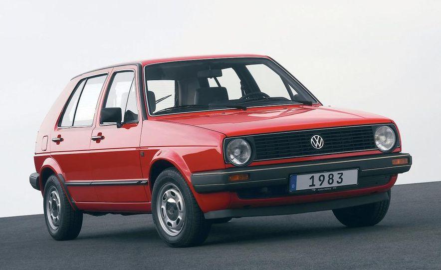 2013 Volkswagen Golf MKVII (artist's rendering) - Slide 62