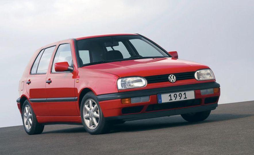 2013 Volkswagen Golf MKVII (artist's rendering) - Slide 49