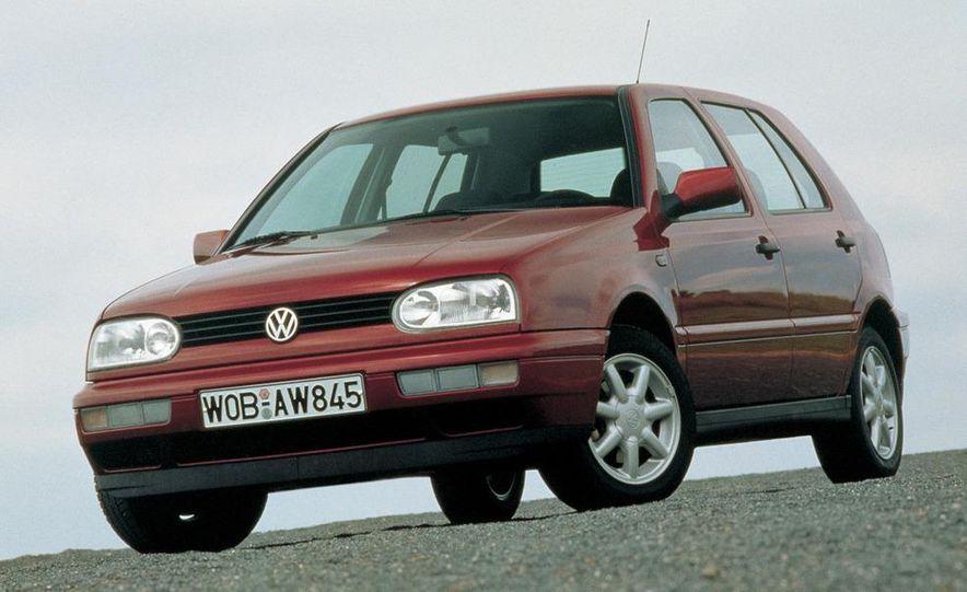 2013 Volkswagen Golf MKVII (artist's rendering) - Slide 51