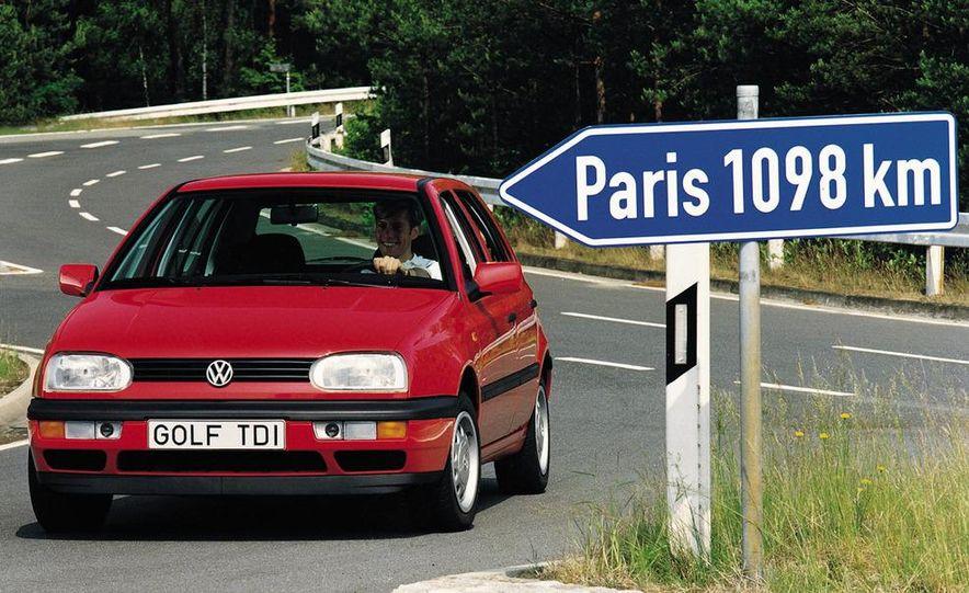 2013 Volkswagen Golf MKVII (artist's rendering) - Slide 53