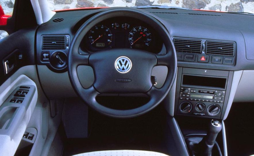 2013 Volkswagen Golf MKVII (artist's rendering) - Slide 46